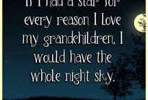 Quotes for grandchildren / by Vicky Campbell