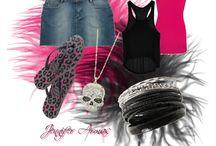 My Pretend Closet / by Jennifer Clark