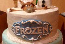 Frozen ❤️⛄️❄️ / by Elizabeth Meyer