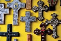 Crosses / by Gypsy Thread ~ Carey