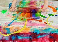 Toddler & Preschool Activities / by Megan DeYoung