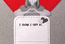 Valentine's/ school / by Melissa Colella-Brown