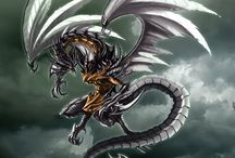 Dragons / by Vesna Vujovic-Utjesinovic