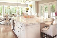 My Dream Kitchen / What my dream kitchen would look like. One day! :) / by Julie {Table for Two}