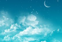 Moons Stars Fantasy and Magic  / by Pamela McGrath-Solomon