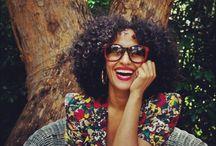 Celebs & Natural Hair / by Danielle Evans