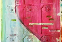 ART journal / by Mireia Carbonell