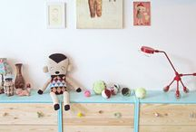 kids room and spaces / by Elenfezz