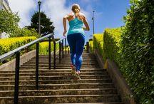CLIMB CLIMB CLIMB!!!! - Stair Workout / by MizzMello