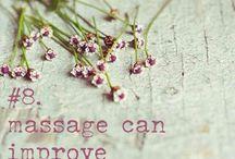 Massage / by Vera