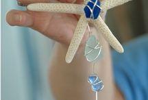 Beachy Decor Crafts / by Nancy Trotta