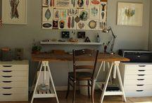 Studio Redeaux / by susan e jones Colorful and Charming Art