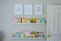 Nursery / Nursery inspiration / by Stephanie Winans
