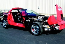 Corvettes / by Fred