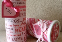 Valentine's Day Sweets / All things Valentine's Day. / by deBebians