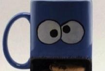mugs / by Becky Rardin