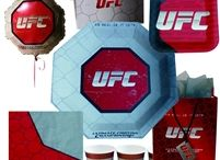 UFC Theme Parties / Plan a party with an Ultimate Fighting Championship theme. / by Martial Arts Party Store