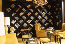 Library/ Formal living room / by Jenna Ardaiz-Brown