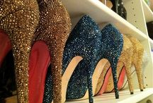 Shoes, Shoes, And More Shoes / by Amanda Luchau