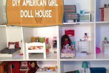 American Girl Doll World / by Nicole Furlonge