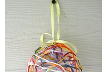 Easter Crafts!!! / by Sally Bandholz Collins