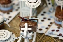 Be Our Guest: Little Boy Party Ideas / by Nan Edwards