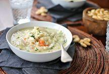 Simply Soup / Soup's on! / by Jenny | Sheepy Hollow