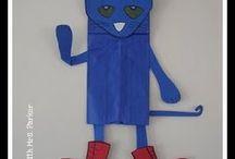 Author Studies / by Amanda Tervoort (First Grade Garden)
