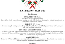 Body Inspired Fitness Events / by Angela Parker