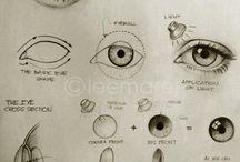 Art tutorials / other how to's / by Avinlea