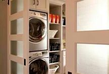 Laundry Room / by Audrey Whitlock