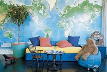 Children's Interior Design / by The Design Fairy Ltd