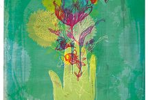 Geste de fleurs / Un geste de fleurs, c'est un geste de grâce, de beauté, d'émotions...  / by Chantal Maurouard