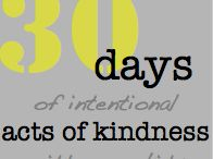 ARK (Act of Random Kindness) Ideas / by Amy Vandiver