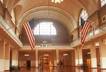 Ellis Island / by My Favorite Things