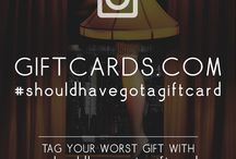 Contests and Giveaways at GiftCards.com / Here, you can find the most recent contests, sweepstakes and gift card giveaways.  / by Gift Card Girlfriend at GiftCards.com