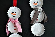 Christmas crafts & activities / by Jordan McBride