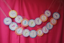 birthdays / by Deanna Detmer