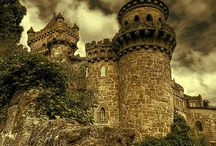 Castles / by Melissa Williamson