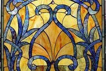 Glass and Mosaic Art / Stained glass and Mosaic works of art / by Nancy Quintana