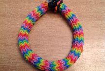 Rainbow Loom / Rainbowloom / by Malinda Pressley
