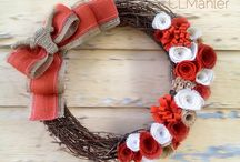 Wreaths / by Ashley Springer