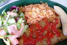 Vegetarian Puerto Rican Xmas Faves / by KarmaFreeCooking