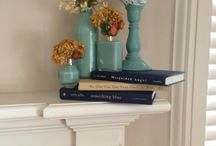 Decorating ideas / by Debra Groves