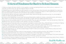 Acts of Kindness - Printables / Great ideas for random acts of kindness!  #randomacts #actsofkindness #socialgood / by Jessica Cohen