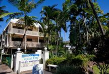 Properties / Here are some of the great properties that we cover. From Port Douglas in Far North Queensland right through to Swansea in Tasmania. Its all here / by Latitude Travel Services