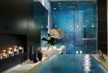 Master Bath / by Susan Deese