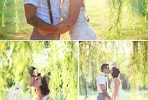 Our wedding. 10.24.14  / by Lindsey Raines