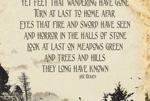 Tolkien / by Miranda Moreno