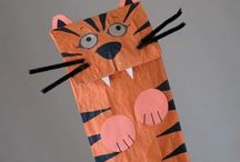 Tigers Storytime / Meet some terrific tigers! / by More Storytimes